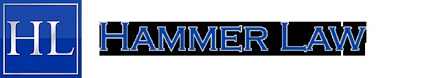 hammer law logo