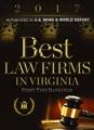 2017 best law firms in virginia